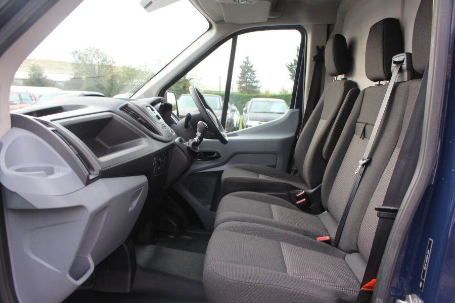 FORD TRANSIT 350 TDCI 155 L2 H3 MWB HIGH ROOF FWD - 6842 - 16