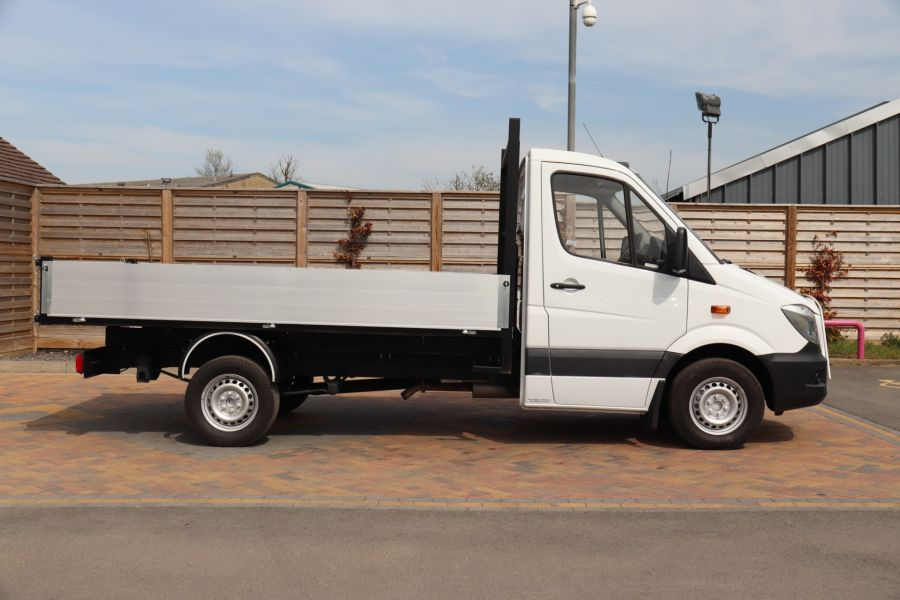 MERCEDES SPRINTER 313 CDI 129 MWB SINGLE CAB NEW BUILD ALLOY TIPPER - 10678 - 15