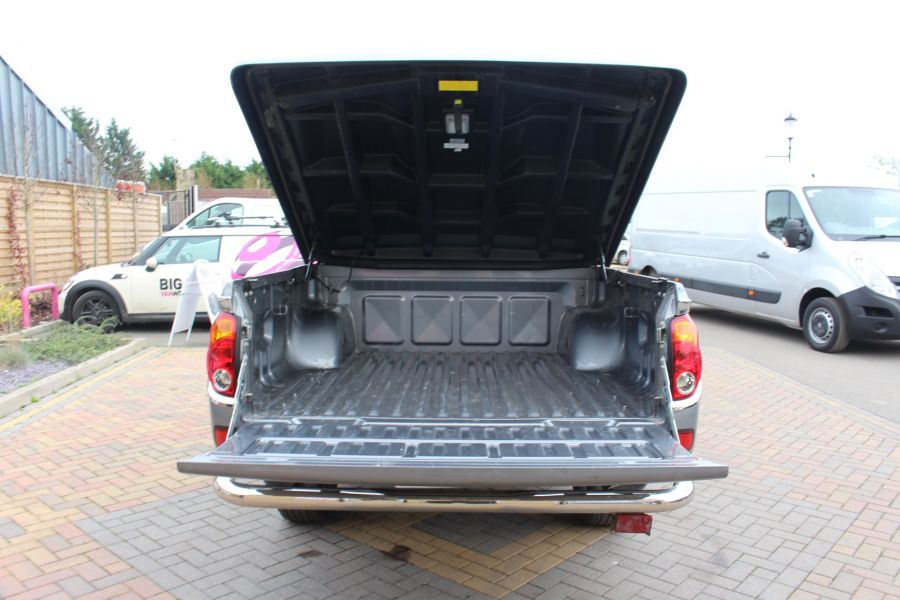 MITSUBISHI L200 DI-D 4X4 LWB BARBARIAN LB 175 BHP DOUBLE CAB WITH MOUNTAIN TOP  - 6724 - 24
