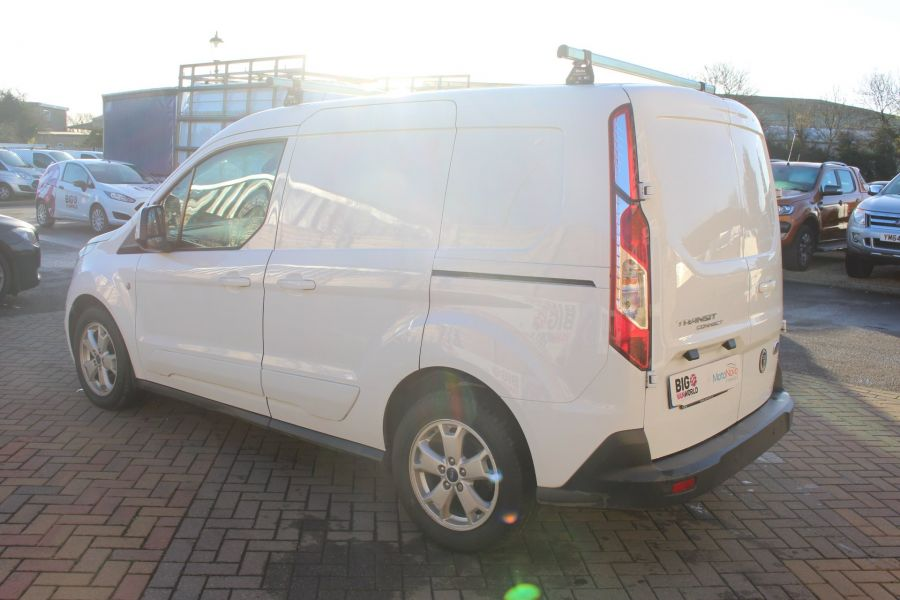 FORD TRANSIT CONNECT 200 TDCI 115 L1 H1 LIMITED SWB LOW ROOF - 6719 - 7