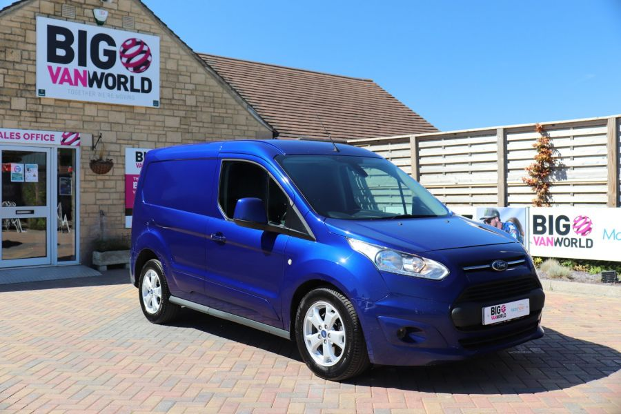 FORD TRANSIT CONNECT 200 TDCI 120 L1H1 LIMITED POWERSHIFT SWB LOW ROOF - 10617 - 3