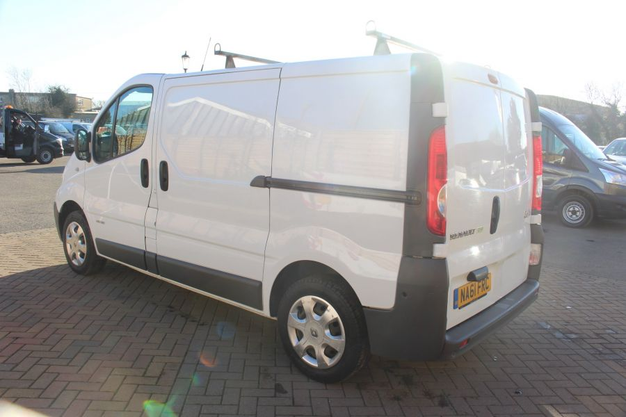 RENAULT TRAFIC SL27 DCI 115 L1 H1 SWB LOW ROOF - 7060 - 7