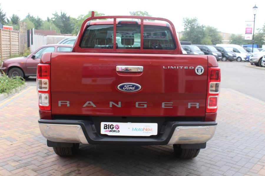 FORD RANGER TDCI 150 LIMITED 4X4 DOUBLE CAB - 8027 - 6