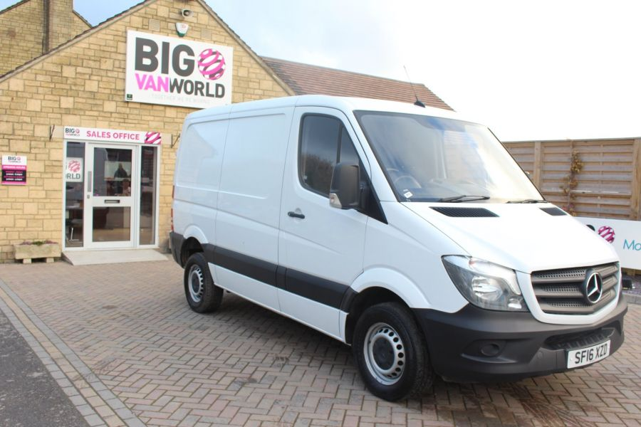MERCEDES SPRINTER 313 CDI SWB STANDARD LOW ROOF - 8789 - 3