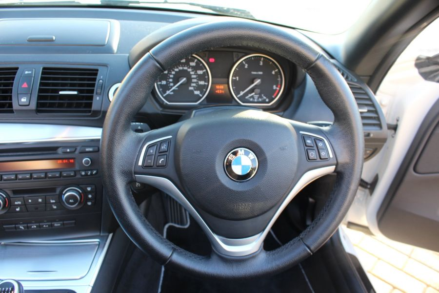 BMW 1 SERIES 120D EXCLUSIVE EDITION - 5886 - 21