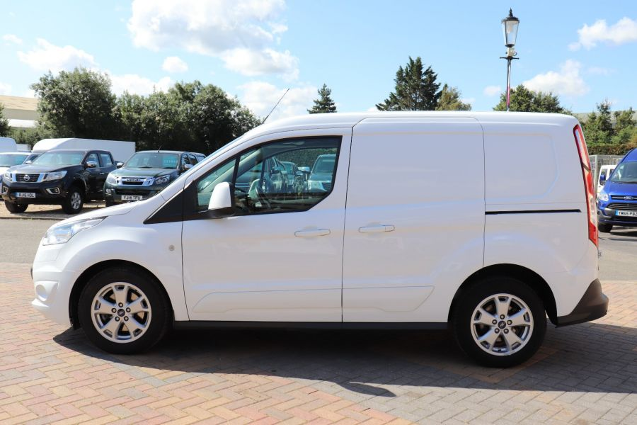 FORD TRANSIT CONNECT 200 TDCI 120 L1H1 LIMITED SWB LOW ROOF - 11716 - 9