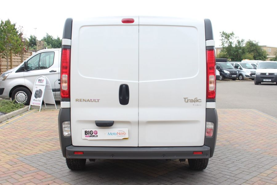 RENAULT TRAFIC SL27 DCI 115 EXTRA SWB LOW ROOF - 6450 - 6