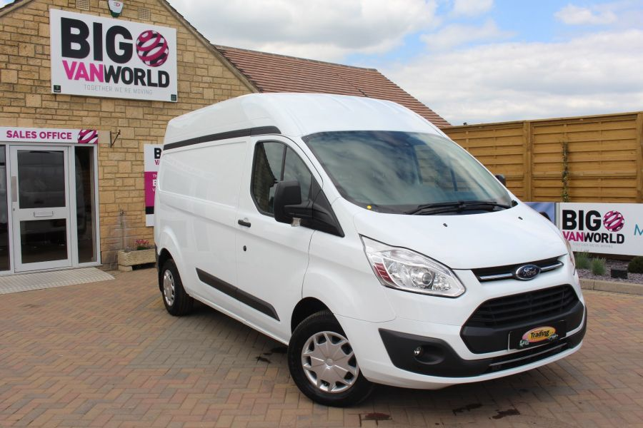FORD TRANSIT CUSTOM 290 TDCI 105 L2 H2 TREND LWB HIGH ROOF - 6106 - 1