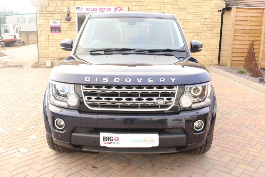 LAND ROVER DISCOVERY 3.0 SDV6 COMMERCIAL SE 255 BHP - 7303 - 9
