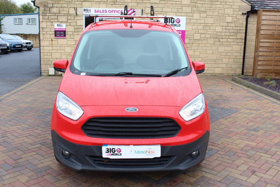 FORD TRANSIT COURIER 1 .6 TDCI 95 TREND - 8449 - 9