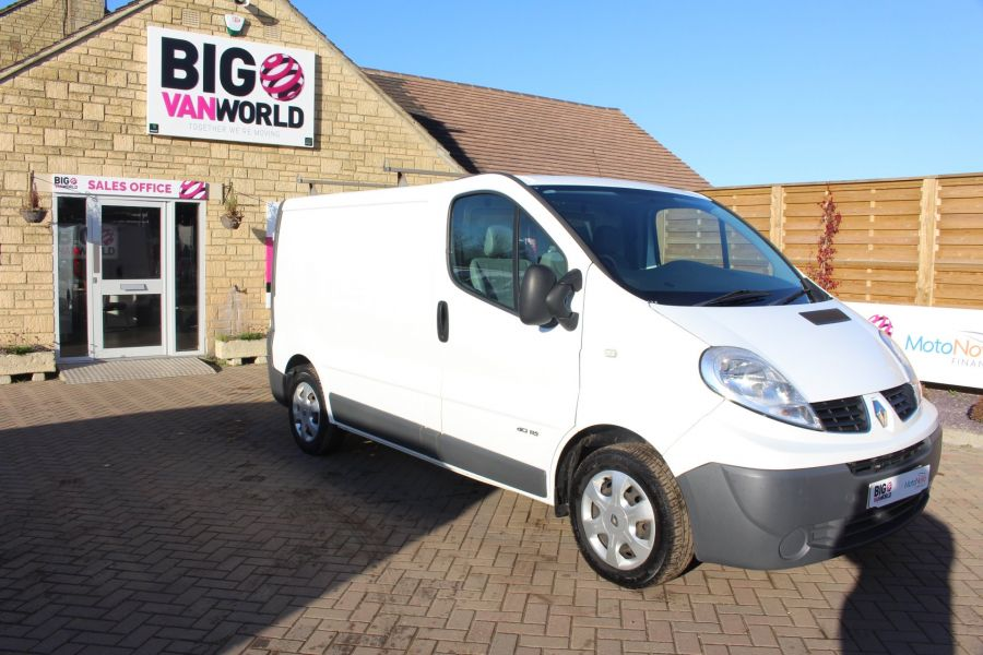 RENAULT TRAFIC SL27 DCI 115 L1 H1 SWB LOW ROOF - 7060 - 2