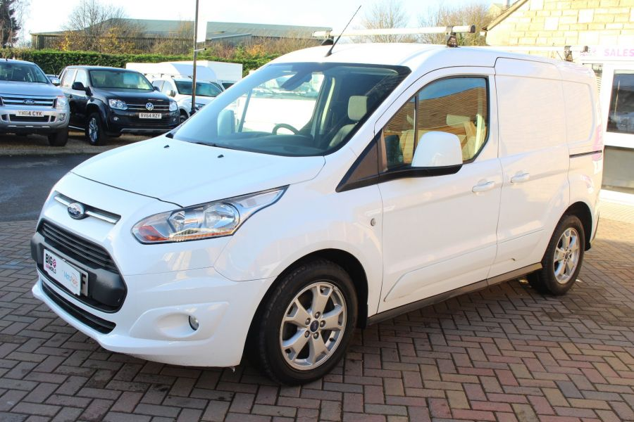 FORD TRANSIT CONNECT 200 TDCI 115 L1 H1 LIMITED SWB LOW ROOF - 6719 - 8