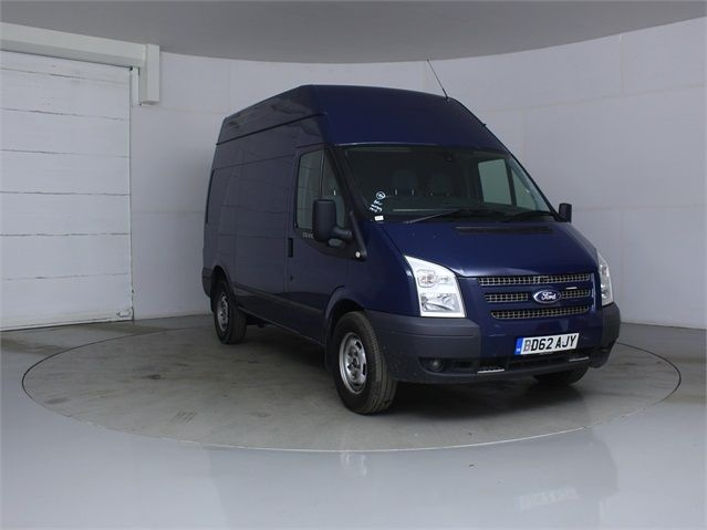FORD TRANSIT 350 TDCI 125 TREND MWB HIGH ROOF FWD - 7095 - 1