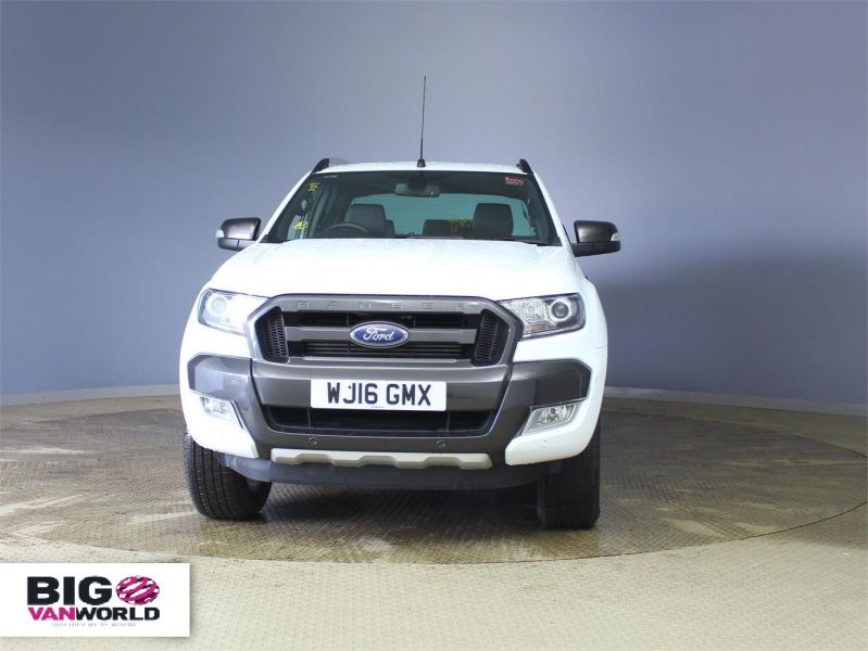 FORD RANGER WILDTRAK TDCI 197 4X4 DOUBLE CAB AUTO - 7637 - 6