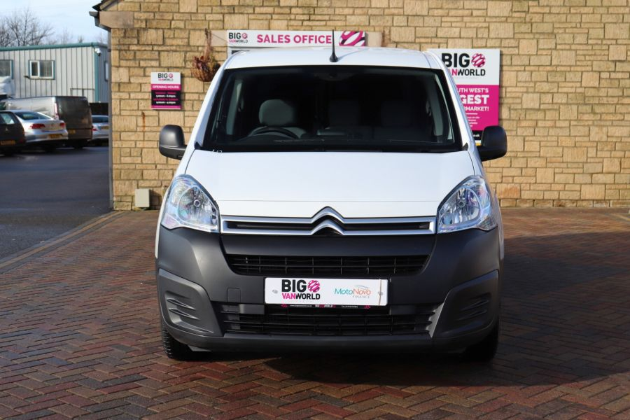 CITROEN BERLINGO 625 BLUEHDI 75 L1H1 ENTERPRISE SWB LOW ROOF  (14091) - 12441 - 13