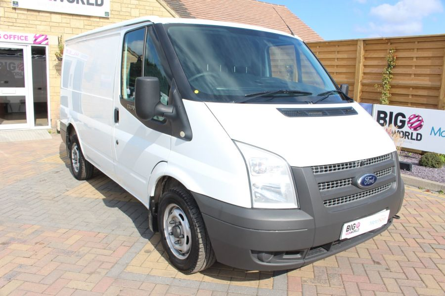FORD TRANSIT 280 TDCI 125 SWB LOW ROOF FWD - 6451 - 3