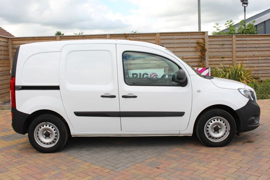 MERCEDES CITAN 109 CDI 90 LWB LOW ROOF - 9392 - 4
