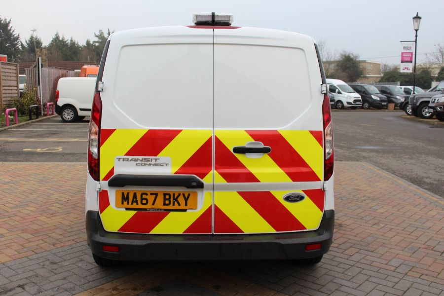 FORD TRANSIT CONNECT 200 TDCI 75 L1 H1 TREND SWB LOW ROOF - 8372 - 6