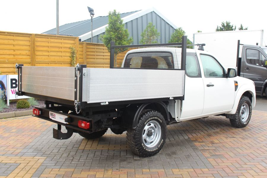 FORD RANGER XL 4X4 TDCI SUPER CAB ALLOY TIPPER - 6055 - 13