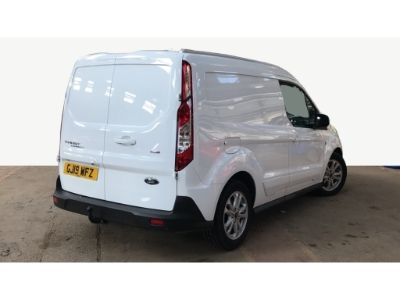 FORD TRANSIT CONNECT 200 TDCI 120 L1H1 LIMITED SWB LOW ROOF - 10914 - 3