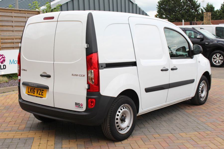 MERCEDES CITAN 109 CDI 90 LWB LOW ROOF - 9392 - 5