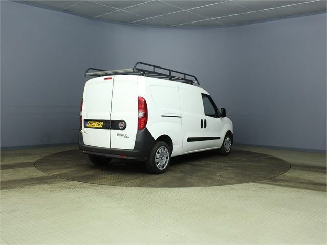 FIAT DOBLO CARGO 16V MULTIJET LWB LOW ROOF - 7534 - 2