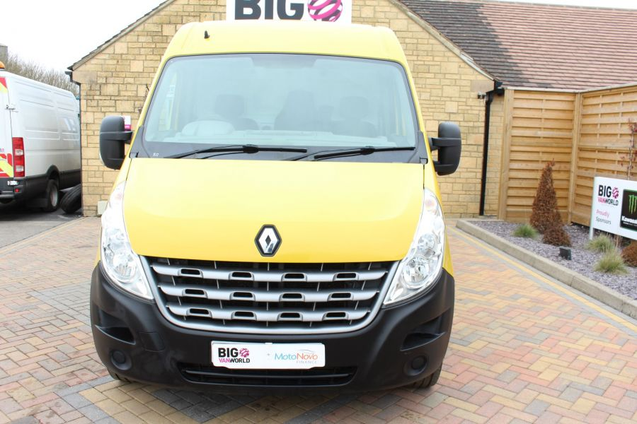 RENAULT MASTER LM35 DCI 125 LWB MEDIUM ROOF - 7494 - 9