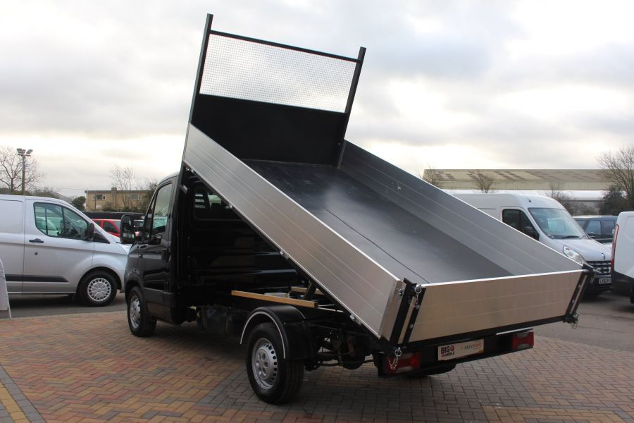 IVECO DAILY 35S13 SINGLE CAB ALLOY TIPPER - 5432 - 6
