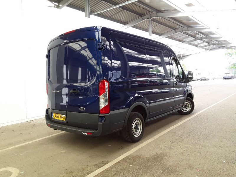 FORD TRANSIT 310 TDCI 100 L2H2 MWB MEDIUM ROOF FWD - 10763 - 3