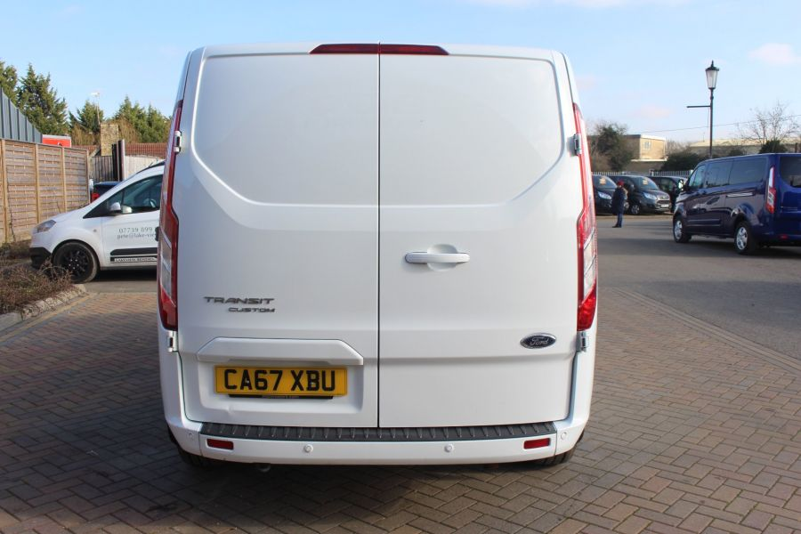 FORD TRANSIT CUSTOM 290 TDCI 170 L1 H1 LIMITED SWB LOW ROOF - 8843 - 6