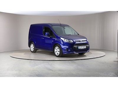 FORD TRANSIT CONNECT 200 TDCI 120 L1H1 LIMITED SWB LOW ROOF - 10997 - 1