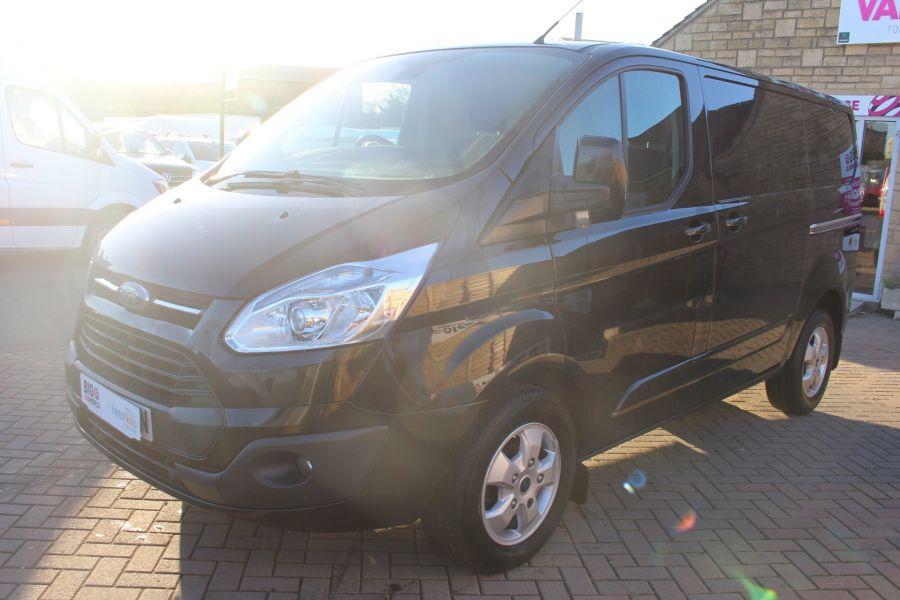 FORD TRANSIT CUSTOM 290 TDCI 125 L1 H1 LIMITED SWB LOW ROOF FWD - 6984 - 8