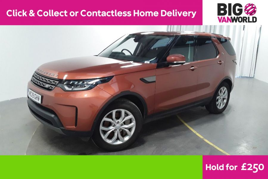 LAND ROVER DISCOVERY 3.0 SDV6 306 COMMERCIAL SE AUTO - 11903 - 1