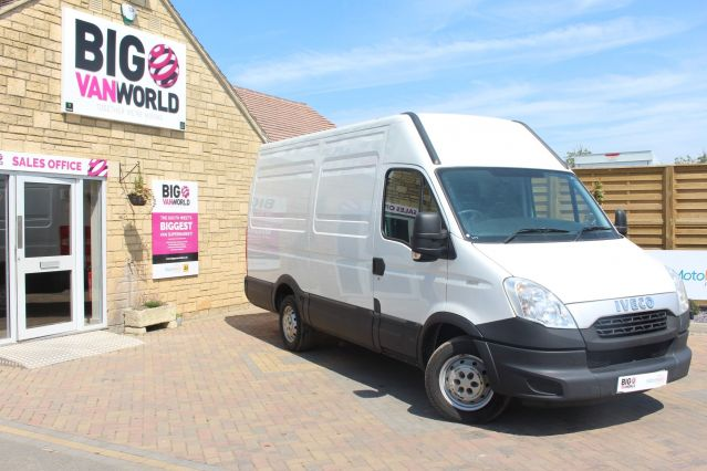 Used IVECO DAILY in Used Vans Swindon for sale