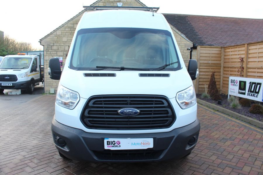FORD TRANSIT 350 TDCI 125 L3 H3 LWB HIGH ROOF FWD - 6999 - 9