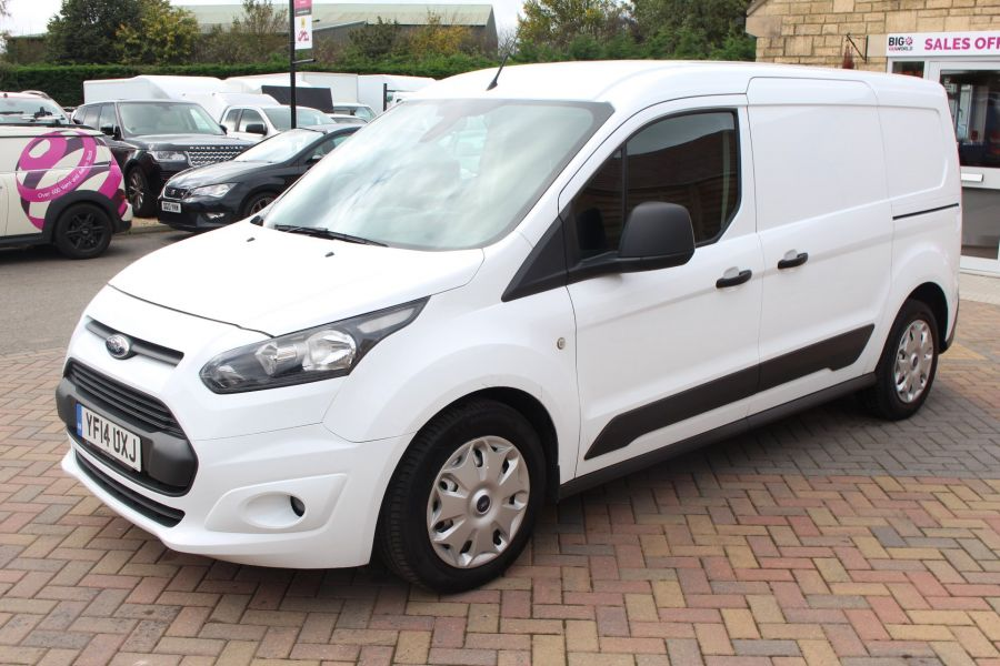 FORD TRANSIT CONNECT 240 TDCI 115 L2 H1 TREND LWB LOW ROOF - 6703 - 8