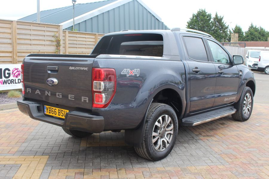 FORD RANGER WILDTRAK TDCI 200 4X4 DOUBLE CAB - 9157 - 5