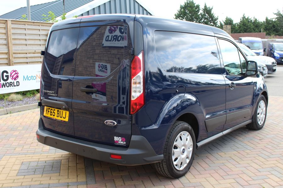 FORD TRANSIT CONNECT 220 TDCI 95 L1 H1 TREND SWB LOW ROOF - 9416 - 5