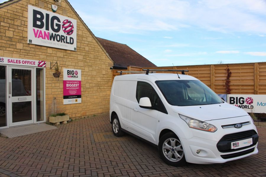 FORD TRANSIT CONNECT 200 TDCI 115 L1 H1 LIMITED SWB LOW ROOF - 6964 - 1