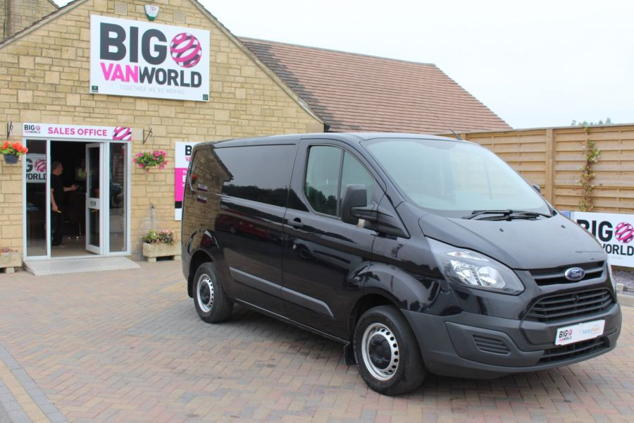 FORD TRANSIT CUSTOM 290 TDCI 100 L1 H1 SWB LOW ROOF FWD - 7223 - 3