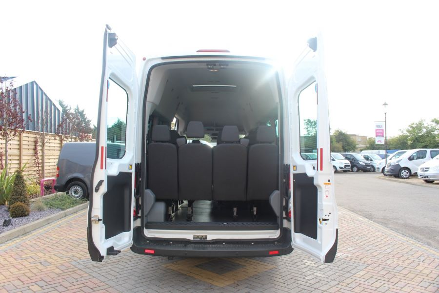 FORD TRANSIT 460 TDCI 125 L4 H3 TREND LWB HIGH ROOF 17 SEATS BUS - 6718 - 25