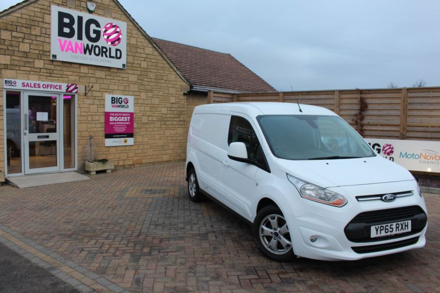 FORD TRANSIT CONNECT 240 TDCI 115 L2 L1 LIMITED LWB LOW ROOF - 8603 - 2