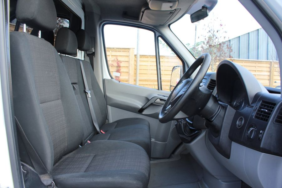 MERCEDES SPRINTER 313 CDI LWB 14FT CURTAIN SIDE LUTON BOX - 6147 - 10