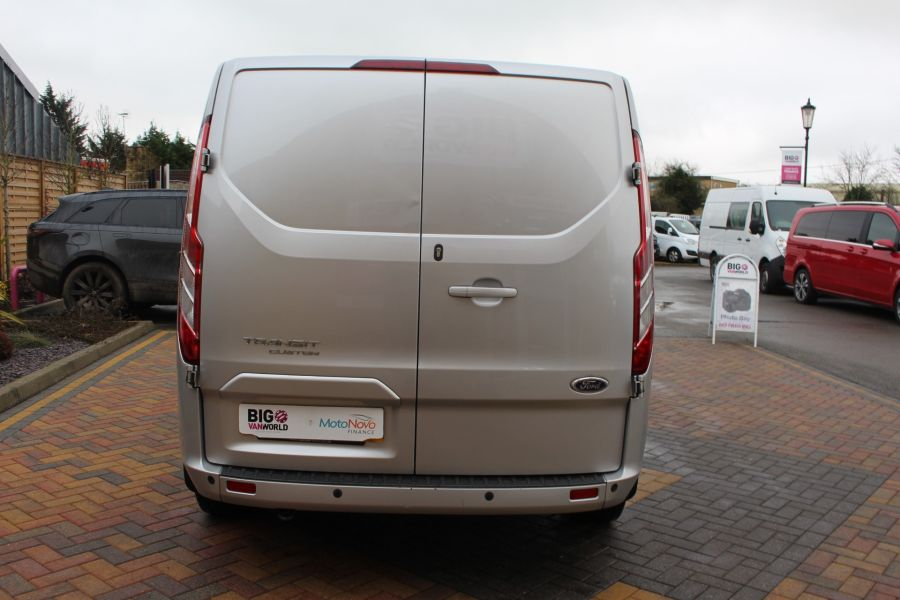 FORD TRANSIT CUSTOM 270 TDCI 125 L1 H1 LIMITED SWB LOW ROOF FWD - 7142 - 6