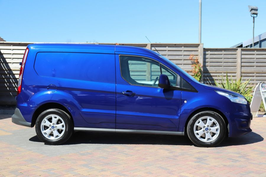 FORD TRANSIT CONNECT 200 TDCI 120 L1H1 LIMITED POWERSHIFT SWB LOW ROOF - 10617 - 5