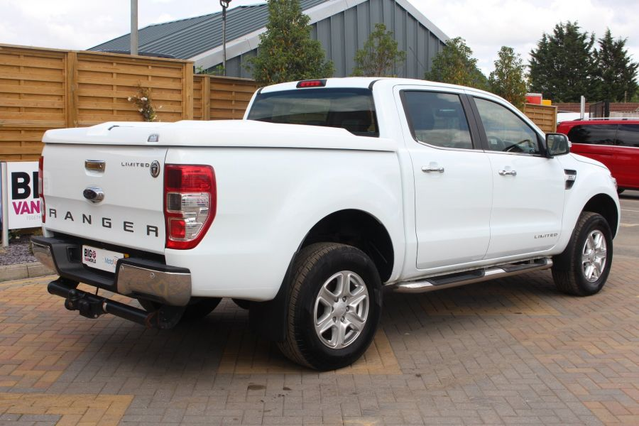 FORD RANGER 2.2 TDCI LIMITED 4X4 DOUBLE CAB WITH MOUNTAIN TOP - 6374 - 5