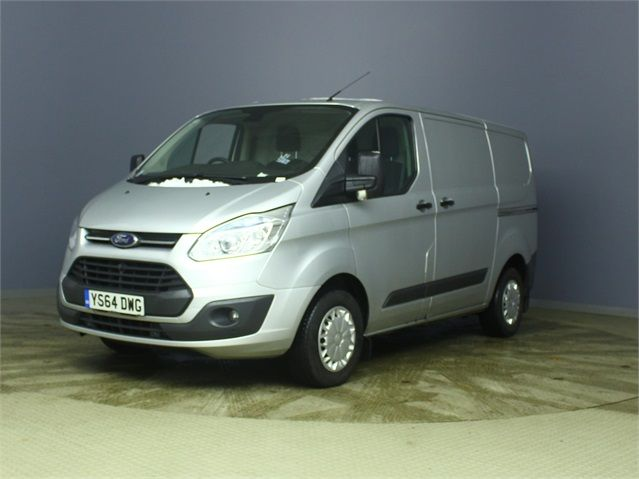FORD TRANSIT CUSTOM 270 TDCI 100 TREND L1 H1 SWB LOW ROOF - 7166 - 5