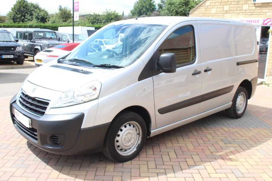 PEUGEOT EXPERT 1000 HDI 130 L1 H1 PROFESSIONAL SWB LOW ROOF - 6443 - 8