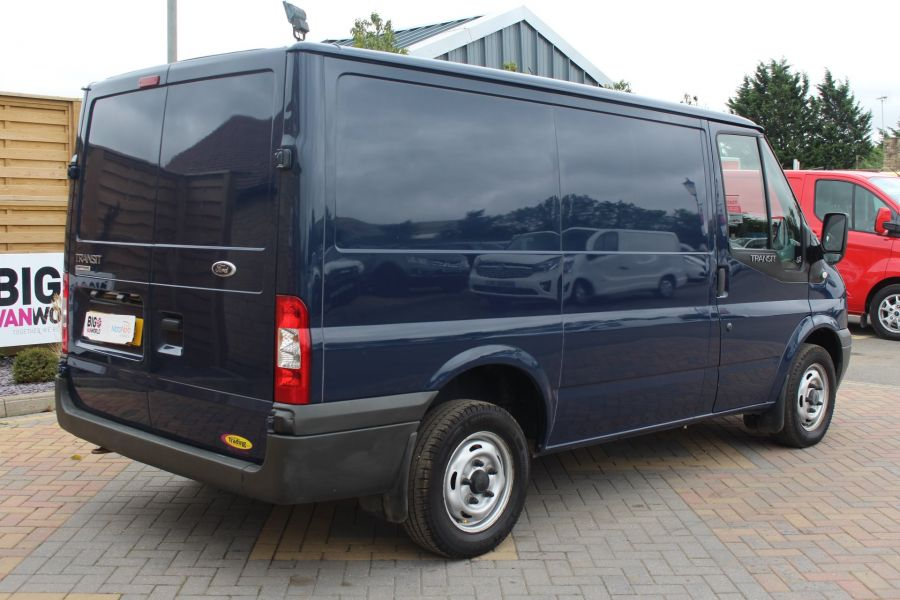 FORD TRANSIT 300 TDCI 125 SWB LOW ROOF FWD - 4530 - 5