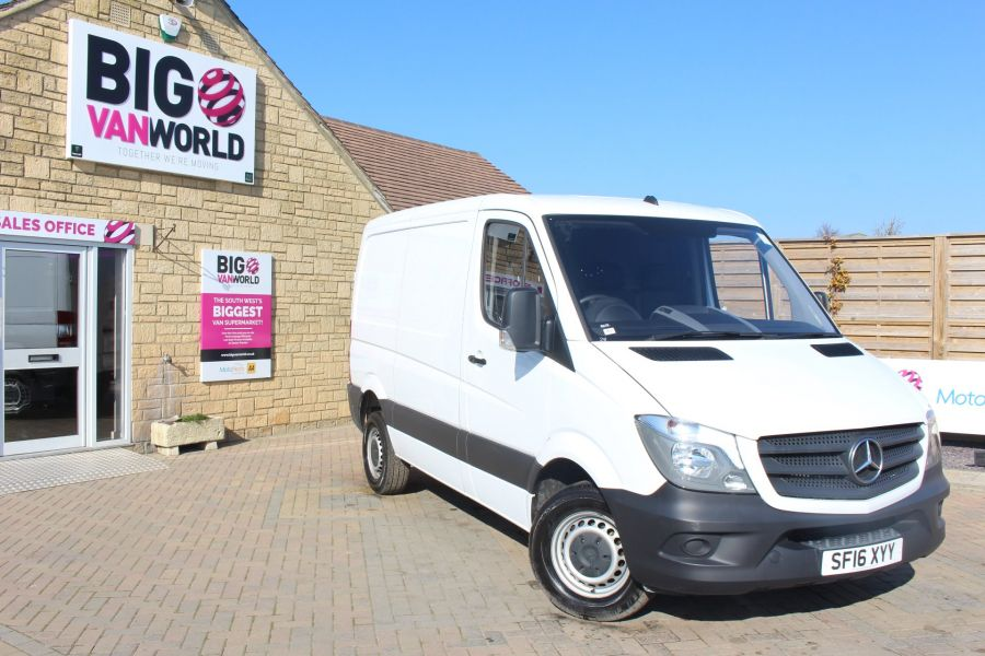 MERCEDES SPRINTER 313 CDI SWB STANDARD LOW ROOF - 8790 - 2